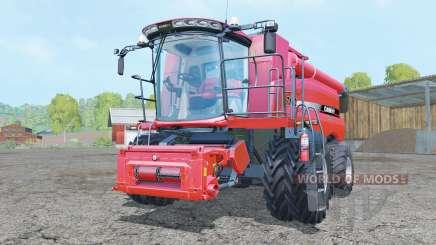 Case IH Axial-Flow 7130 dual front wheels для Farming Simulator 2015