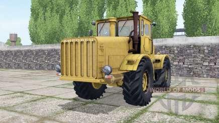 Кировец К-700 выбор окраса для Farming Simulator 2017
