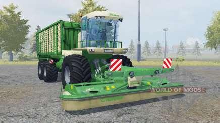 Krone BiG L 500 Prototype v2.0 для Farming Simulator 2013