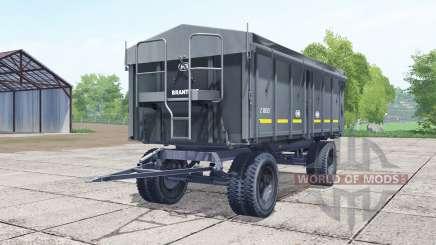 Brantner Ȥ 18051 для Farming Simulator 2017