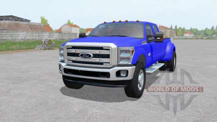 Ford F-350 Super Duty 2014 для Farming Simulator 2017