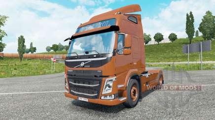 Volvo FM 450 Globetrotter LXL 2013 v1.5 для Euro Truck Simulator 2