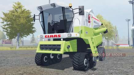 Claas Mega 370 TerraTrac для Farming Simulator 2013