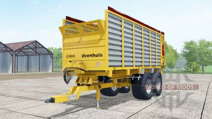 Veenhuis W400 yellow для Farming Simulator 2017
