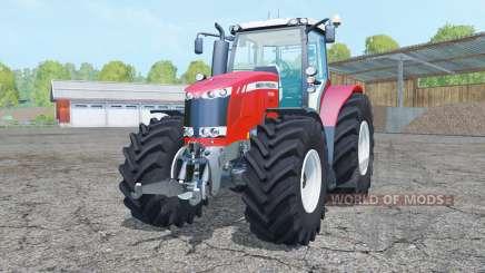Massey Fergusoᶇ 7726 для Farming Simulator 2015