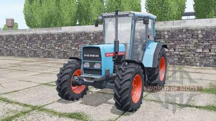 Eicher 2070 Turbꝍ для Farming Simulator 2017