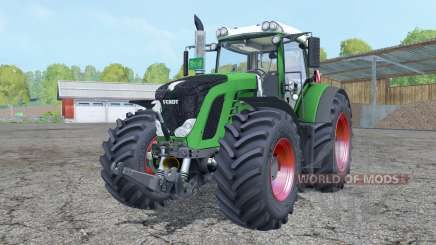 Fendt 939 Vario animated element для Farming Simulator 2015