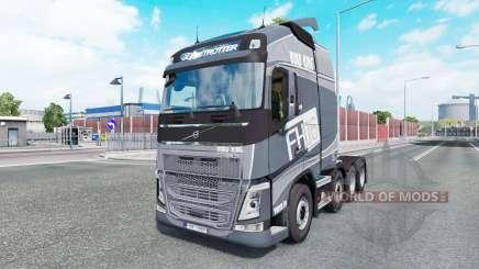 Volvo FH16 750 8x4 Globetrotteᶉ XL 2014 для Euro Truck Simulator 2