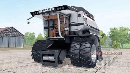 Gleaner N7 dual front wheels для Farming Simulator 2017