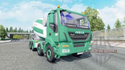 Iveco Trakker Hi-Land 500 Mixer 2013 для Euro Truck Simulator 2