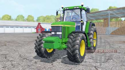 John Deere 7810 animated element для Farming Simulator 2015