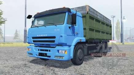 КамАЗ 65115 для Farming Simulator 2013