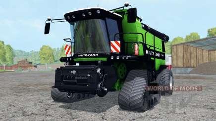 Deutz-Fahr 7545 RTS crawler для Farming Simulator 2015