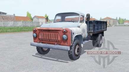 ГАЗ 52 старый для Farming Simulator 2017