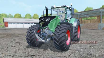 Fendt 1050 Vario double wheels для Farming Simulator 2015