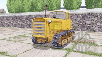 ДТ-75 Казахстан для Farming Simulator 2017