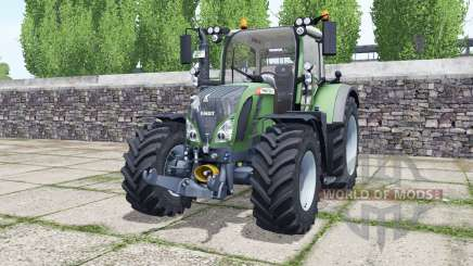 Fendt 722 Vario SCR European version для Farming Simulator 2017