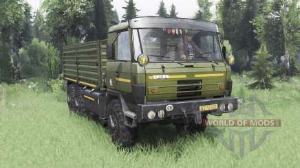 Tatra T815 VVƝ 20.235 6x6 1994 для Spin Tires