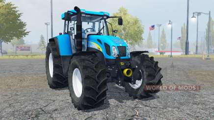 New Holland T7550 loader mounting для Farming Simulator 2013