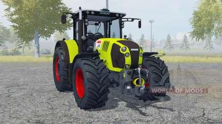Claas Arion 620 twin wheels для Farming Simulator 2013