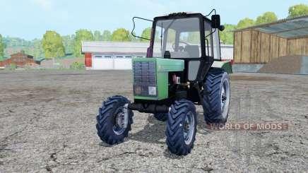 МТЗ 82.1 Беларус состаренный для Farming Simulator 2015