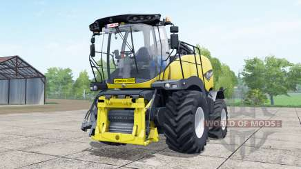New Holland FR850 manual pipᶒ для Farming Simulator 2017