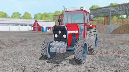 IMT 577 P animated doors для Farming Simulator 2015