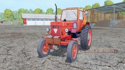 МТЗ 80 Беларуҫ для Farming Simulator 2015