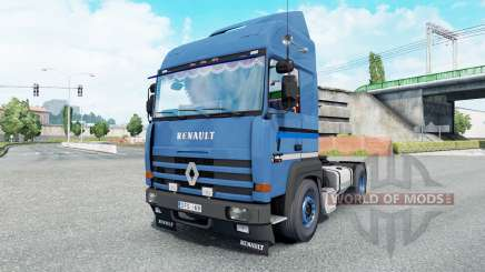 Renault R 340ti Major 1990 v2.3 для Euro Truck Simulator 2
