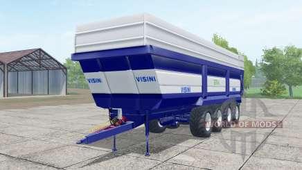 Visini Tetrᶏ XL D4-950 для Farming Simulator 2017