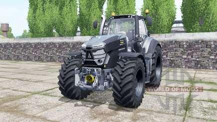 Deutz-Fahr Agrotron 9310 TTV Black Edition для Farming Simulator 2017
