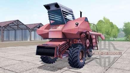 СК-6 Колоҫ для Farming Simulator 2017