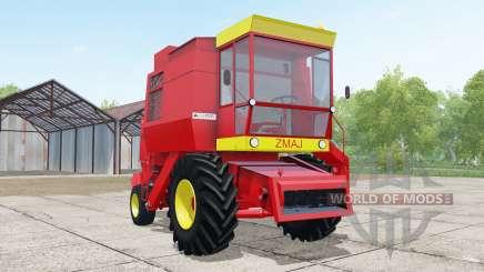 Zmaʝ 142 RM для Farming Simulator 2017