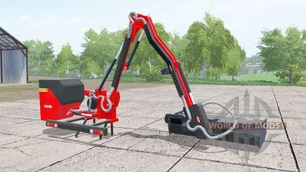 Kuhn Agri-Longer для Farming Simulator 2017