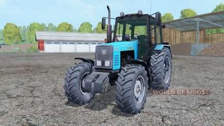 МТЗ 1221 Беларус спаренные задние колёса для Farming Simulator 2015
