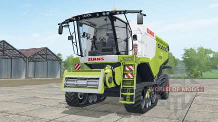Claas Lexion 770 more options для Farming Simulator 2017