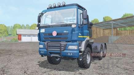 Tatra Phoenix T158-8P5 6x6 2011 для Farming Simulator 2015