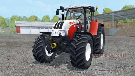 Steyr 6195 CVT 2005 для Farming Simulator 2015