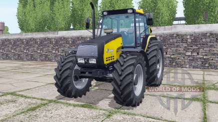 Valmet 6400 wheels selection для Farming Simulator 2017