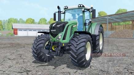 Fendt 927 Vario Blunk для Farming Simulator 2015