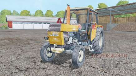 Ursus C-385 moving elements для Farming Simulator 2015
