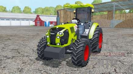Claas Arion 650 front loader для Farming Simulator 2015