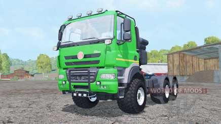 Tatra Phoenix T158 6x6 tractor 2011 для Farming Simulator 2015