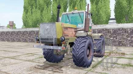 Т-150К с выбором двигателя для Farming Simulator 2017