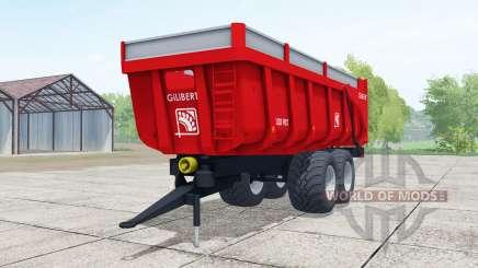 Gilibert 1800 Pᶉo для Farming Simulator 2017