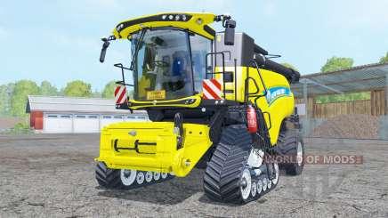 New Holland CR10.90 crawler для Farming Simulator 2015