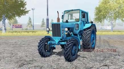 МТЗ 52 Беларусь анимированные элементы для Farming Simulator 2013