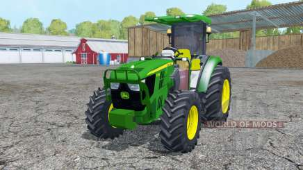 John Deere 5115M loader mounting для Farming Simulator 2015