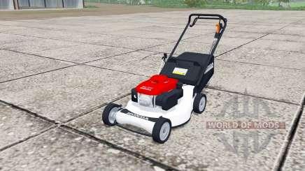 Hondᶏ HRC 216 для Farming Simulator 2017
