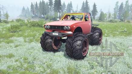 Toyota Hilux 1978 для MudRunner
